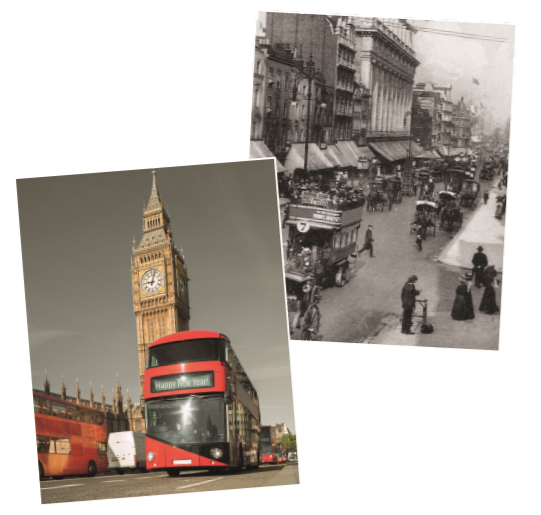 Transport Friendly Society History - Then and Now